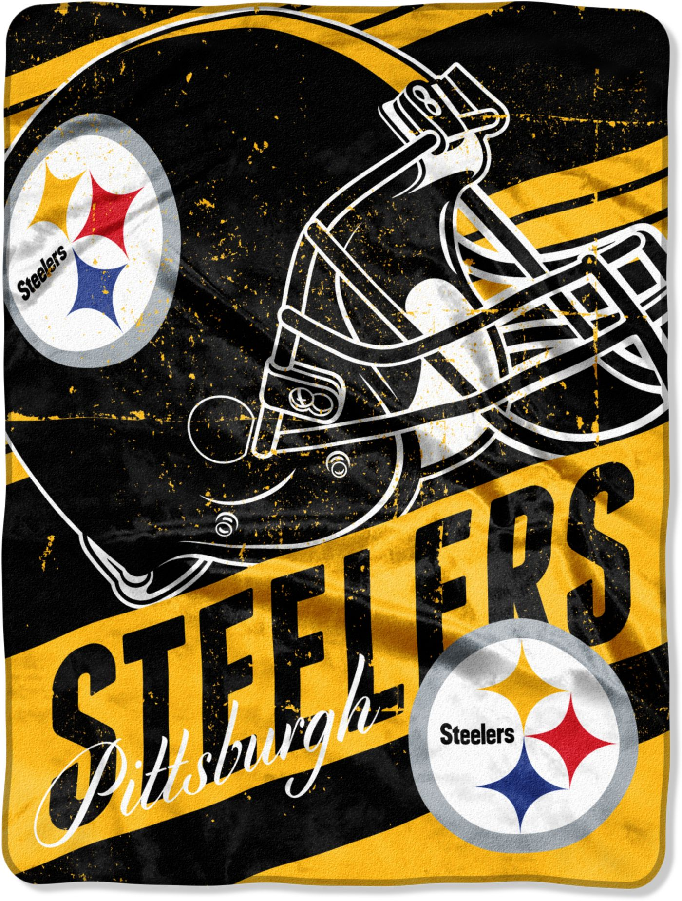 Northwest Pittsburgh Steelers Slant Blanket