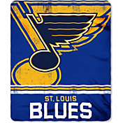 Northwest St. Louis Blues Fade Away Blanket