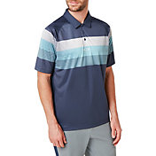 Oakley Men's Color Block Graphic Golf Polo