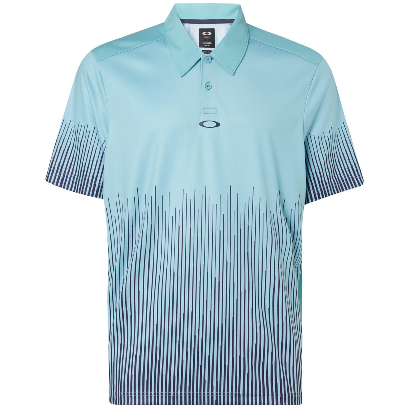 Oakley Men's Football Uniform Golf Polo