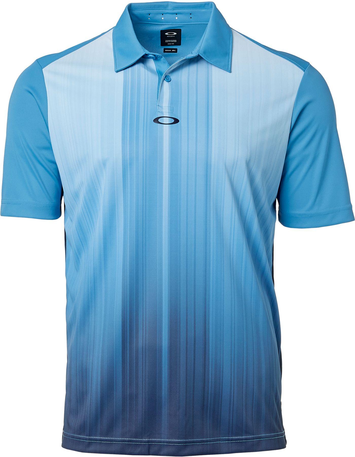 Oakley Men's Infinity Line Golf Polo