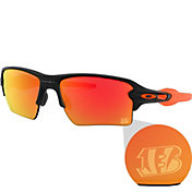 Oakley Cincinnati Bengals Oak Flak 2.0 XL Sunglasses