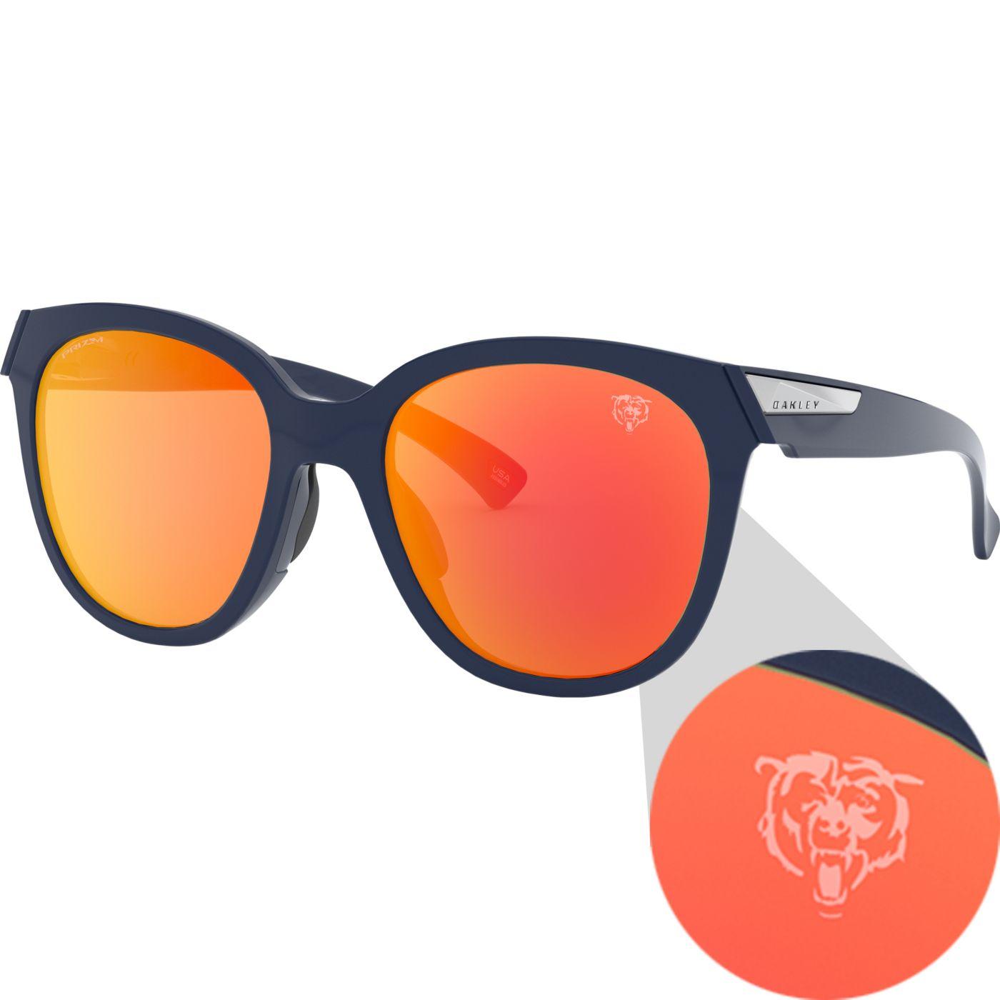 Oakley Chicago Bears Women's Low Key Sunglasses