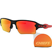 Oakley Kansas City Chiefs Oak Flak 2.0 XL Sunglasses