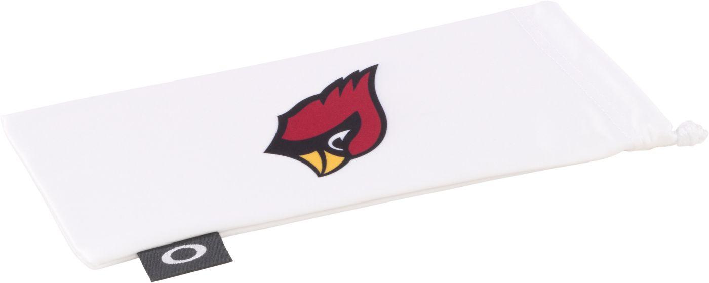 Oakley Arizona Cardinals White Sunglass Microbag