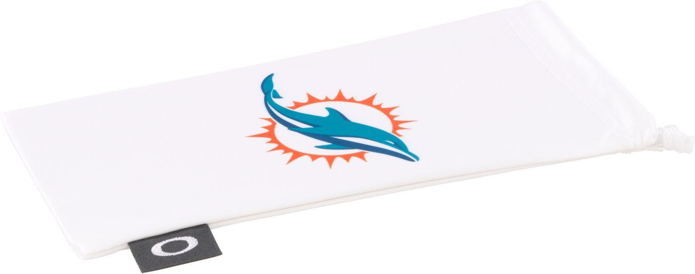 Oakley Miami Dolphins White Sunglass Microbag