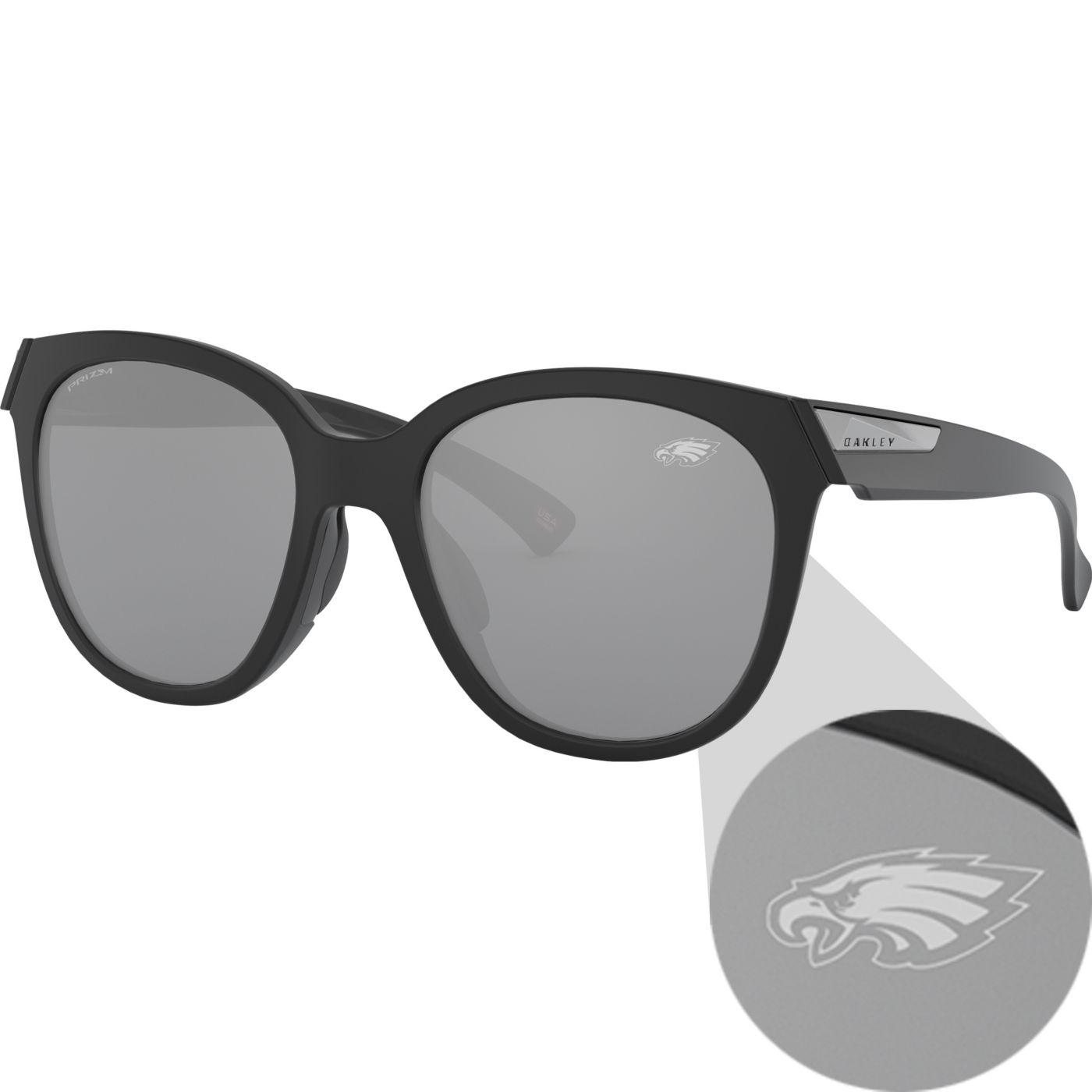 Oakley Philadelphia Eagles Women's Low Key Sunglasses