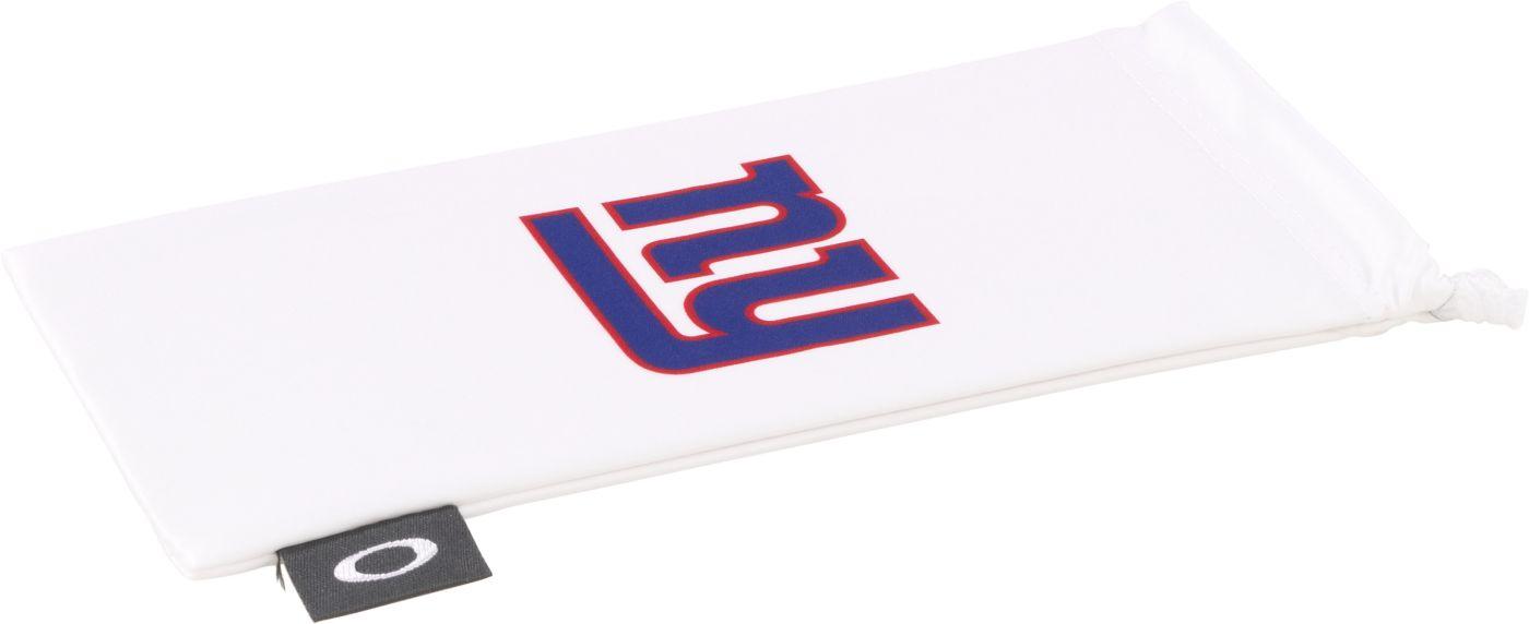Oakley New York Giants White Sunglass Microbag