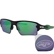 Oakley New York Jets Oak Flak 2.0 XL Sunglasses