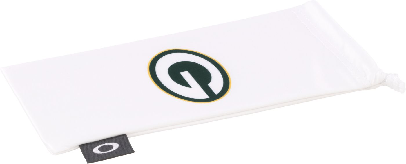Oakley Green Bay Packers White Sunglass Microbag