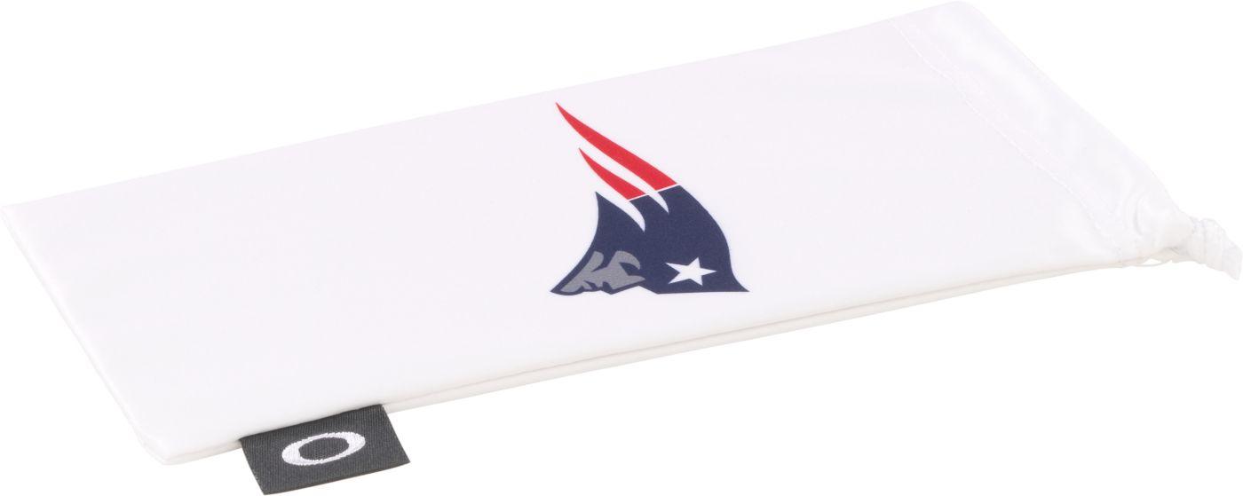 Oakley New England Patriots White Sunglass Microbag