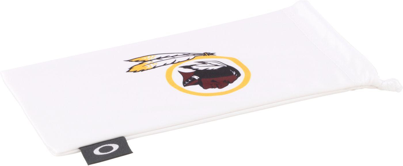 Oakley Washington Redskins White Sunglass Microbag