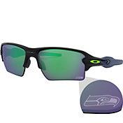 Oakley Seattle Seahawks Oak Flak 2.0 XL Sunglasses