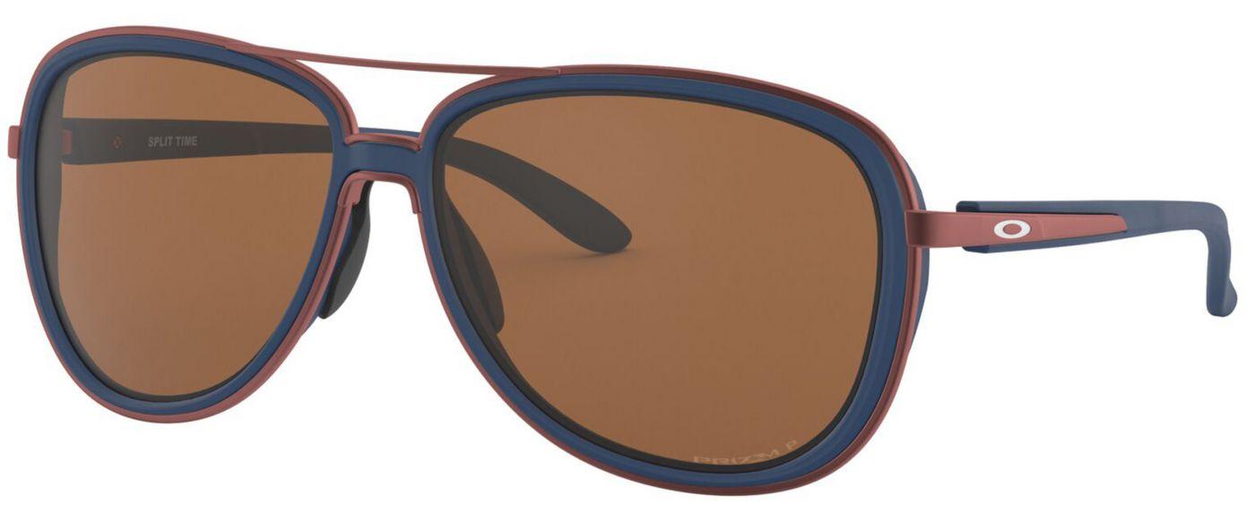 Oakley Adult Split Time Prizm Polarized Sunglasses