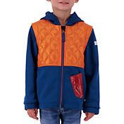 Obermeyer Boys' Hayden Hybrid Fleece Jacket