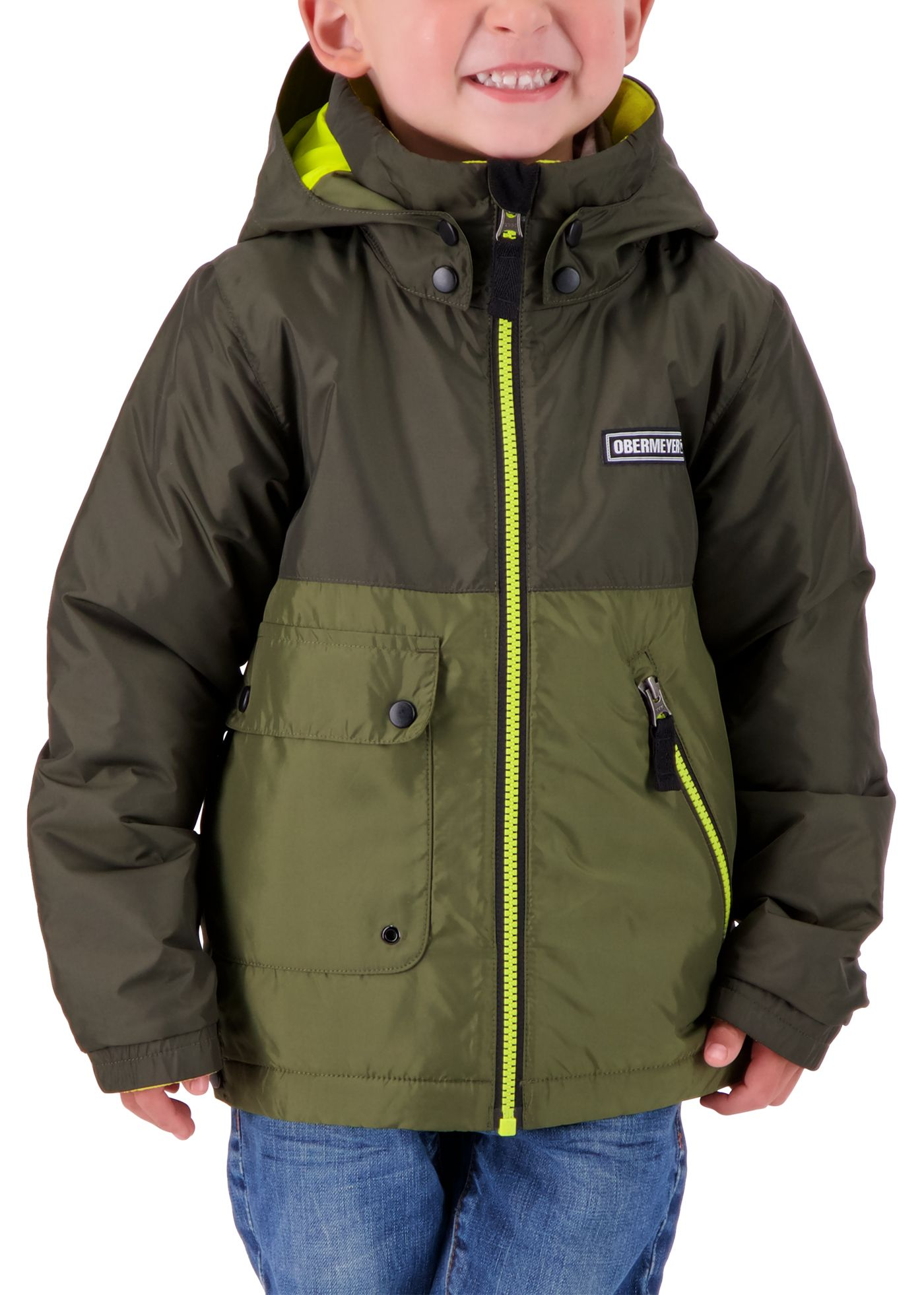 Obermeyer Boys' Landon All Season Jacket