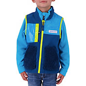 Obermeyer Boys' Indy Full Zip Fleece Vest