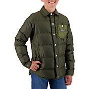 Obermeyer Junior's Down Snowshirt Jacket