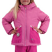 Obermeyer Girls' Glam Winter Jacket