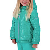 Obermeyer Girls' Nifty Reversible Insulator Winter Jacket
