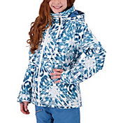 Obermeyer Junior's Taja Print Insulated Jacket