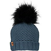 Obermeyer Women's Riverside Faux Fur Pom Hat