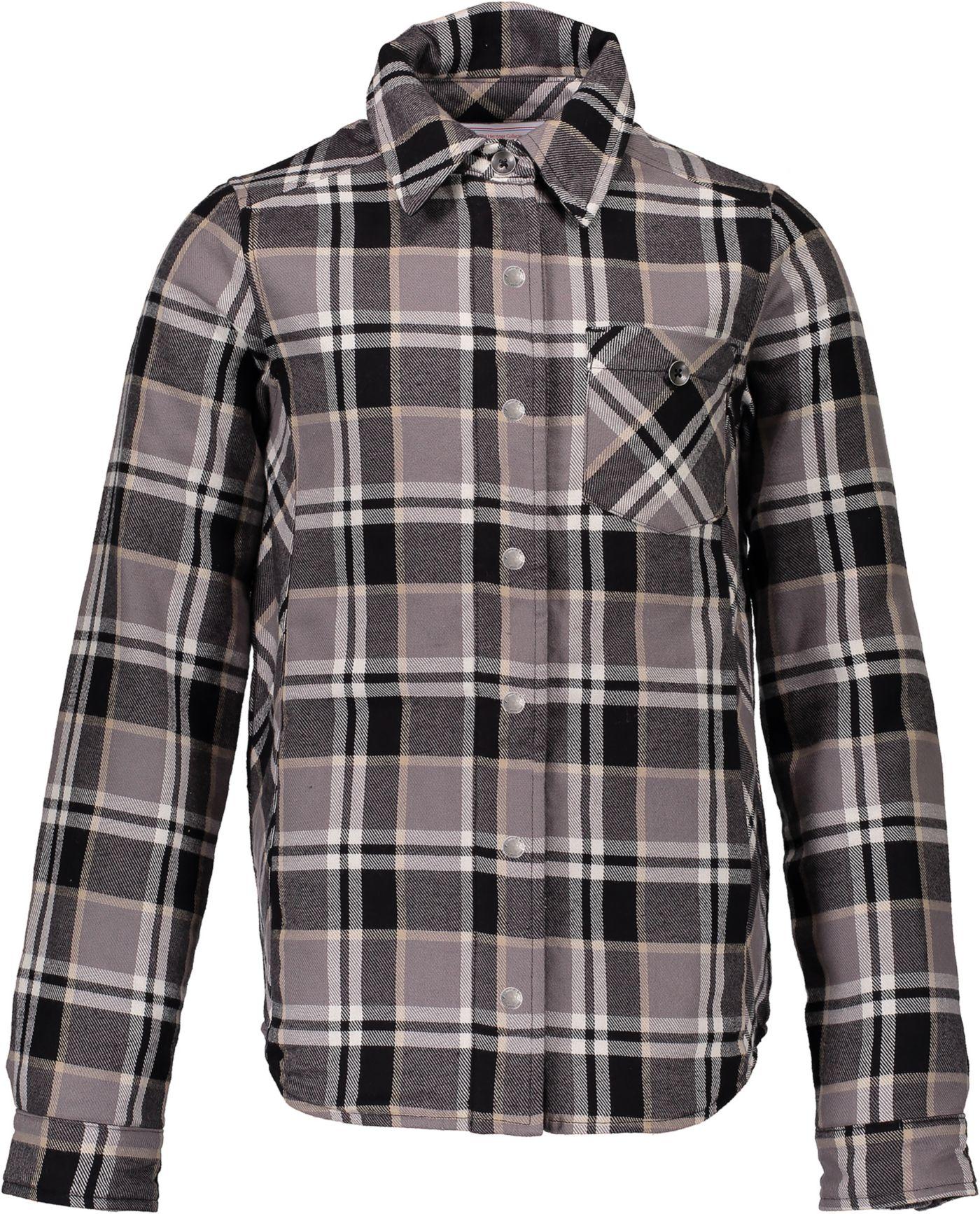 Obermeyer Teen Girls' Avery Flannel Shirt