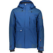 Obermeyer Men's Blue Ribbon Ski Jacket
