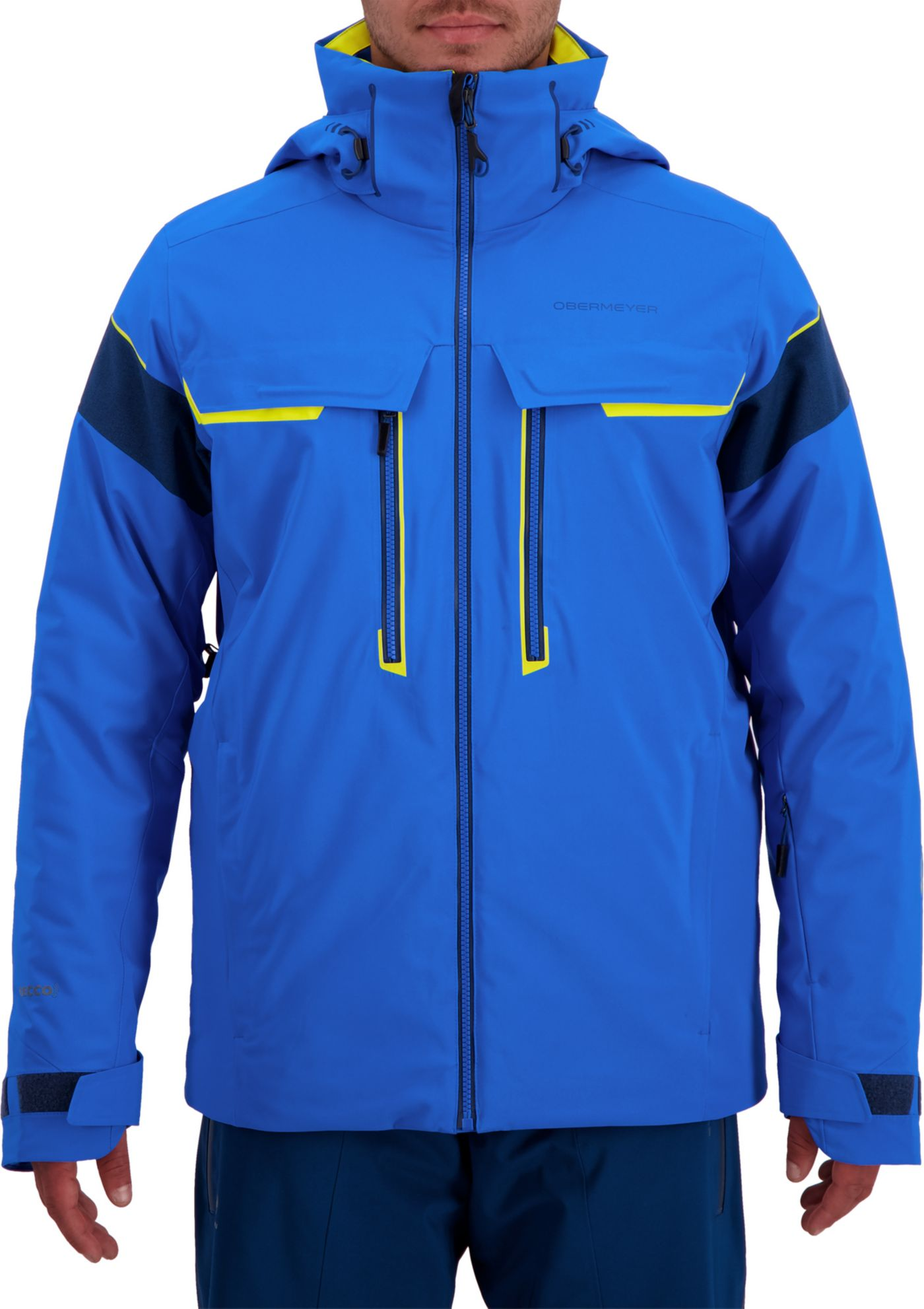 Obermeyer Men's Insulated Charger Jacket