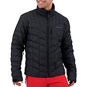 Obermeyer Men's Klaus Down Insulated Jacket