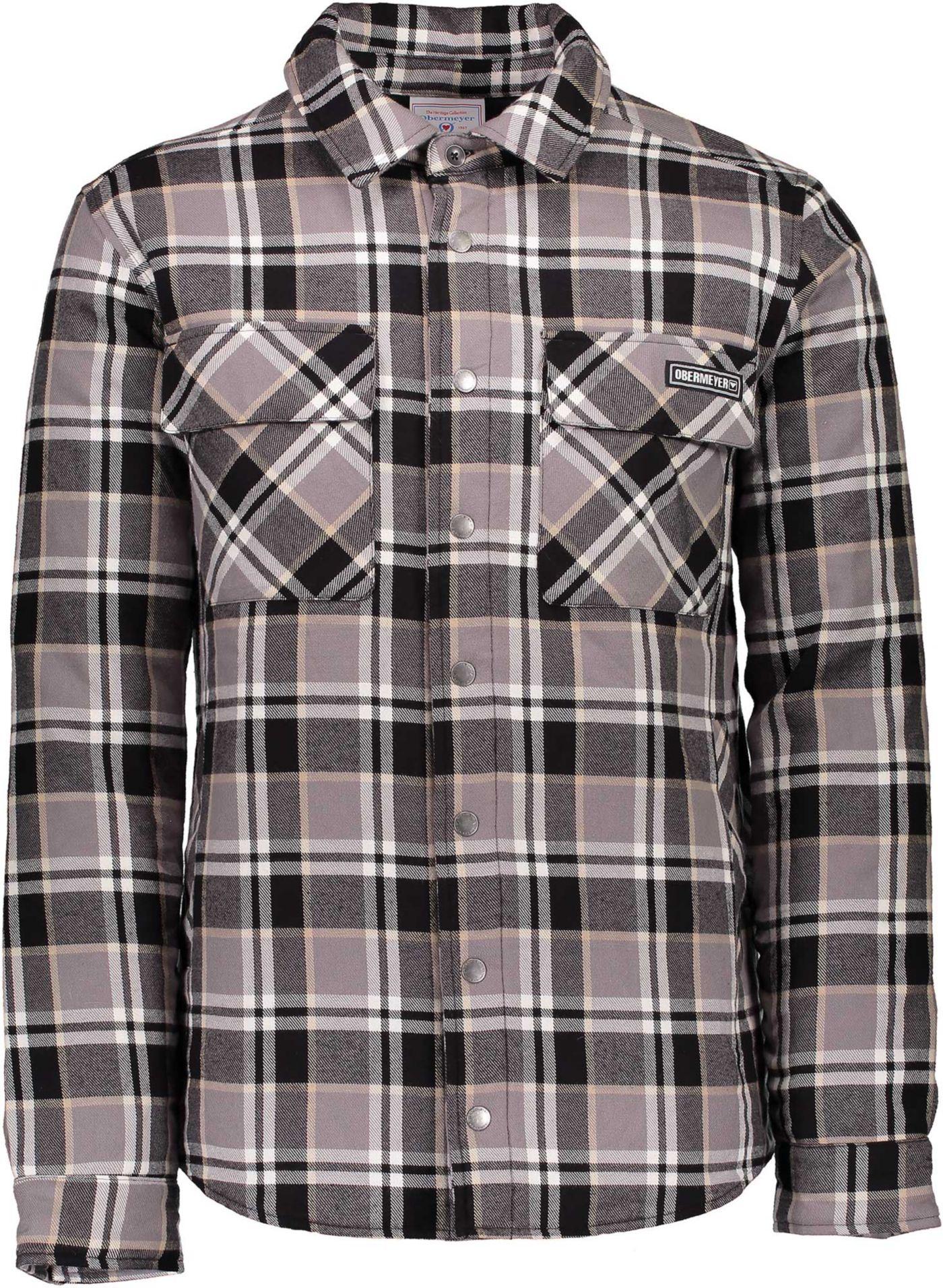 Obermeyer Men's Avery Flannel Shirt