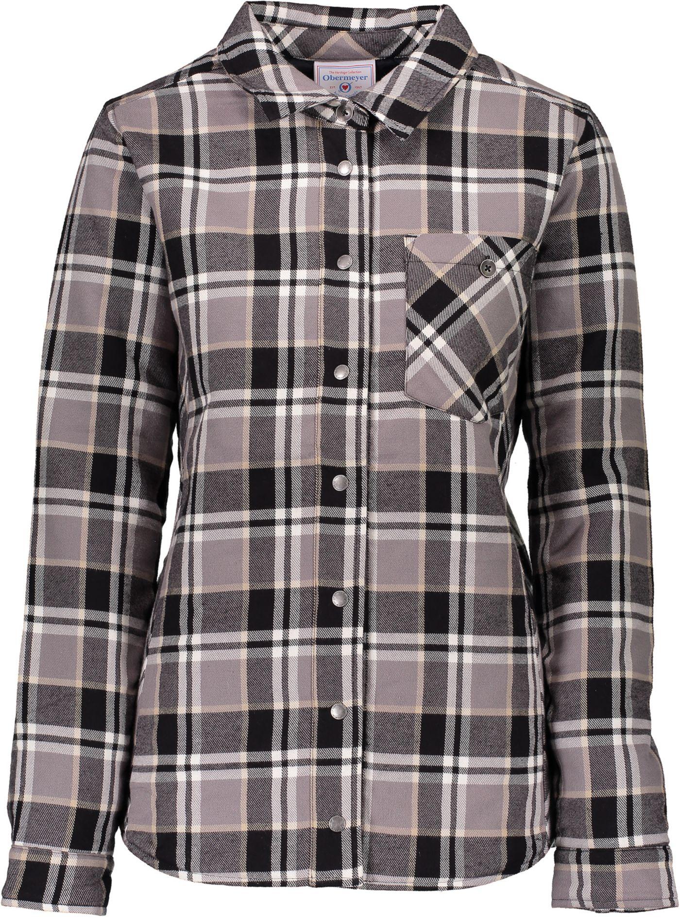 Obermeyer Women's Avery Flannel Shirt