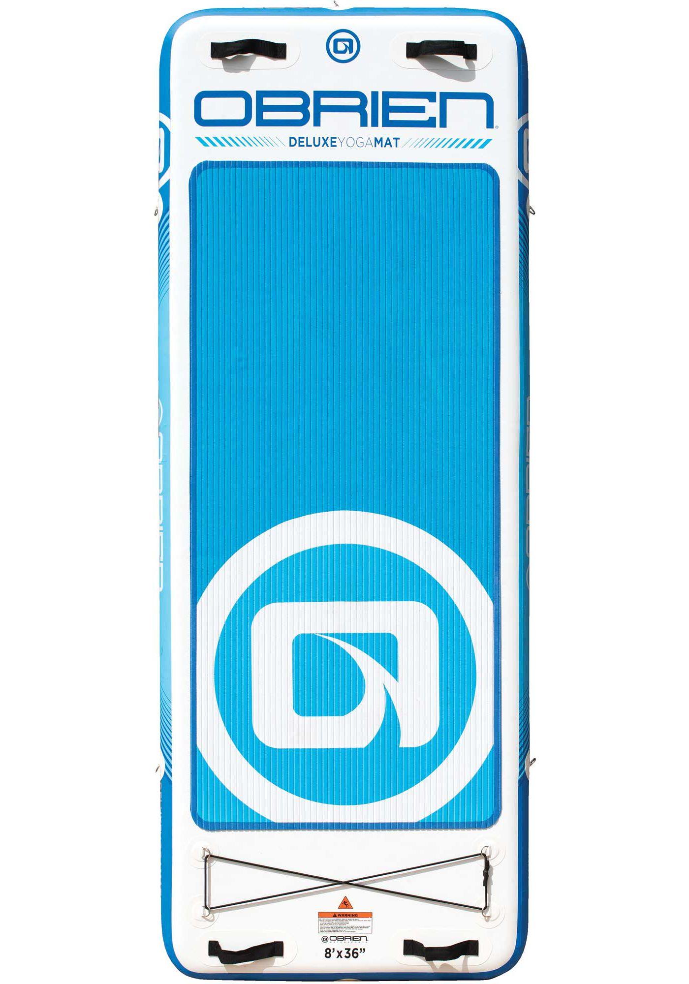 O'Brien Lotus 7' Deluxe Inflatable Yoga Mat