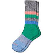 Bombas Men's Rugby Stripe Calf Socks