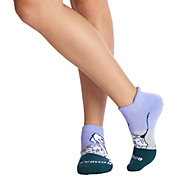 Bombas Women's Floral Colorblock Ankle Socks