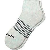 Bombas Women's Lurex Quarter Socks