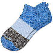 Women's Tri Block Marl Ankle Socks