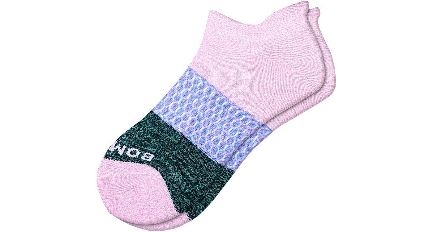 Bombas Women's Tri-Block Ankle Socks