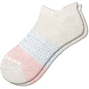 Bombas Women's Tri-Block Sparkle Ankle Socks