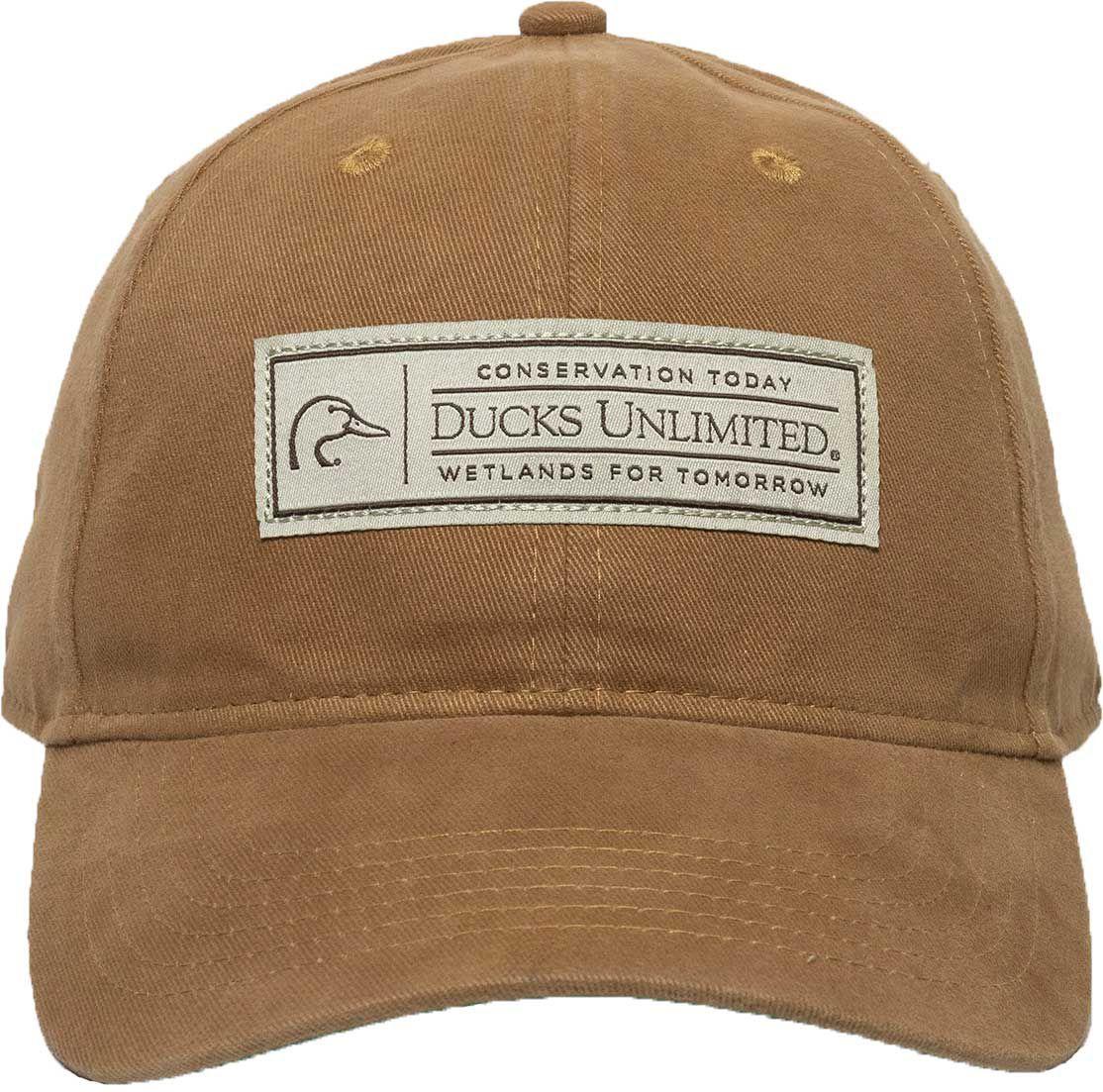 Outdoor Cap Co Men's Ducks Unlimited Patch Cap, Size: No Size, Green