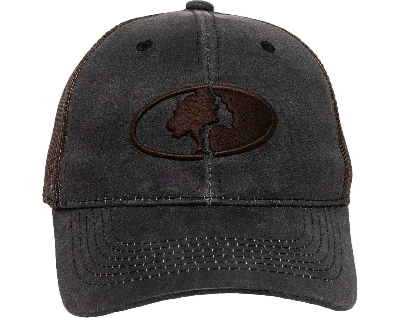 Outdoor Cap Men's Mossy Oak Logo Mesh Hat