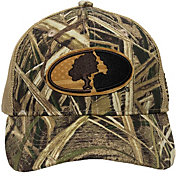 Outdoor Cap Co Men's Mossy Oak Logo Meshback Hat