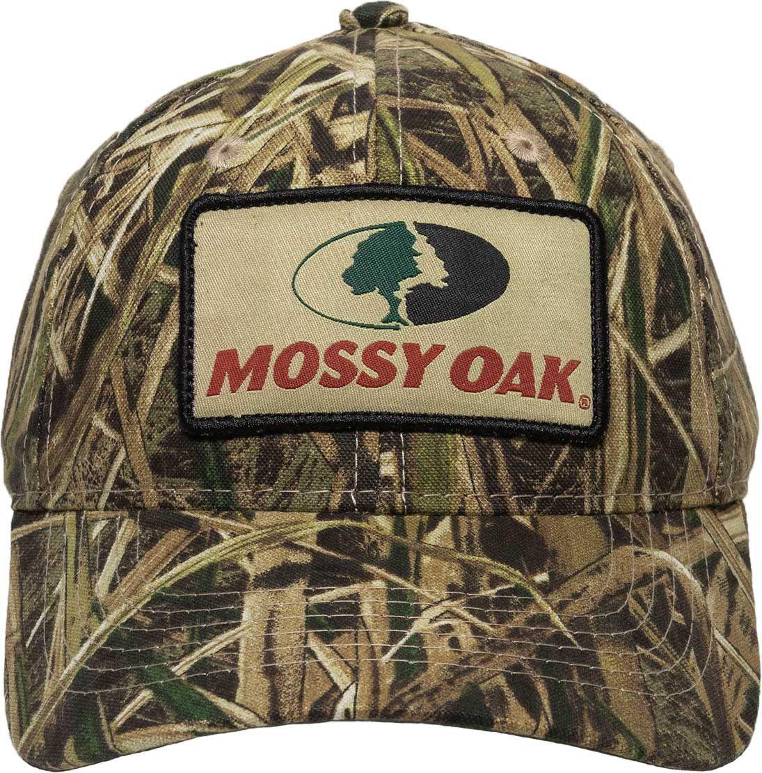 Outdoor Cap Men's Mossy Oak Patch Blades Hat, Size: No Size