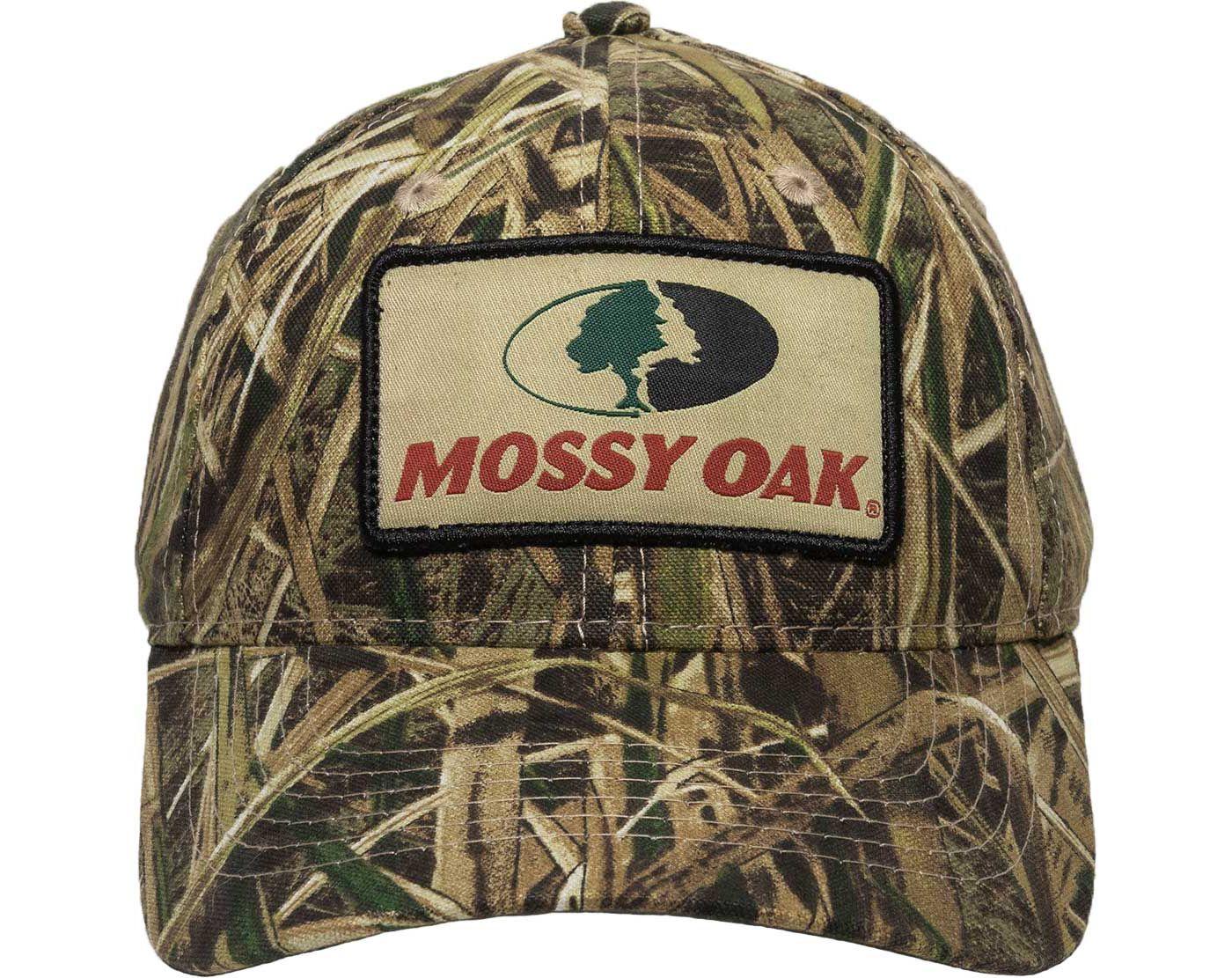 Outdoor Cap Men's Mossy Oak Patch Blades Hat