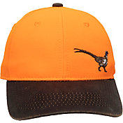 Outdoor Cap Men's Pheasant Waxed Bill Hat