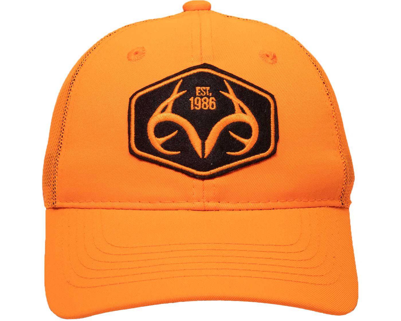 Outdoor Cap Men's Logo Meshback Hat