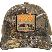 Outdoor Cap Men's Realtree Edge Logo Meshback Hat