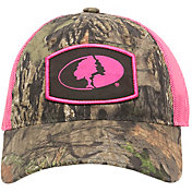 Outdoor Cap Women's Mossy Oak Meshback Hat