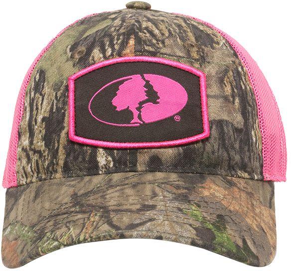 Outdoor Cap Women's Mossy Oak Meshback Hat, Size: No Size, Mossy Oak Country