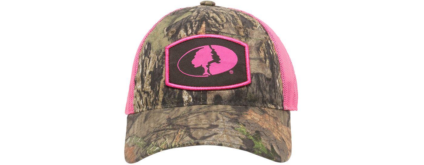 Outdoor Cap Women's Mossy Oak Meshback Hat
